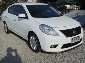 Nissan Versa Full 1.6 Mt 2013 Financio Y Permuto!