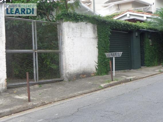 Terreno Alto Da Boa Vista - São Paulo - Ref: 482516