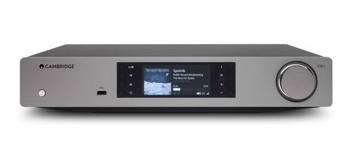 Reproductor De Audio En Red Cambridge Audio Cxn V2 Stock