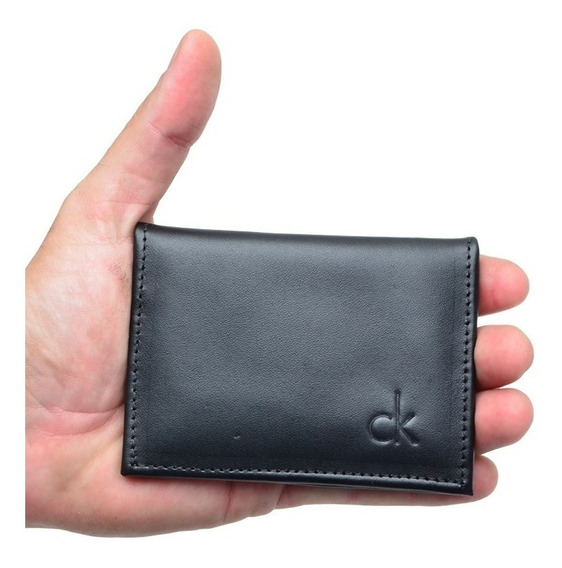 Carteira Masculina Porta Cartão Slin Pequena Promoçao005