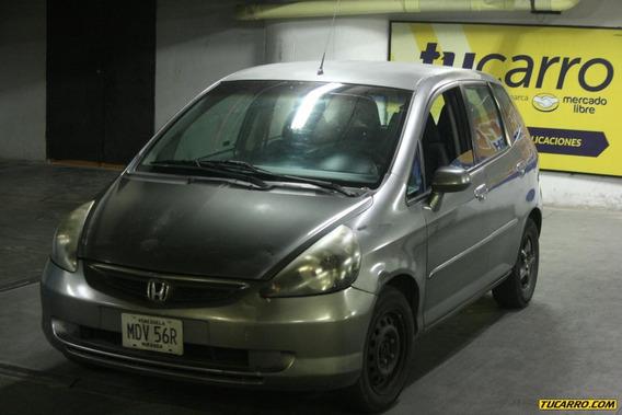 Honda Fit Automatico