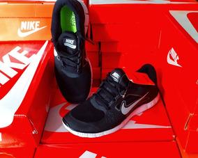 Zapatos Nike Free Negro/blanco Tallas 39 40 41 (25$)
