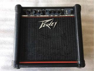 Amplificador Guitarra Peavey Rage 158 Transtube Estado Solid