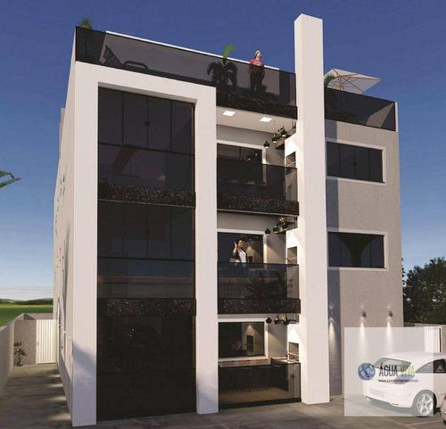 Rgi - Apartamento Com Varanda Gourmet Em Costa Azul - A Partir De R$ 490 Mil - Rio Das Ostras - Ap0040