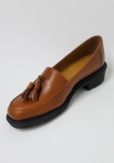 Zapato Mocasín Dr Martens Suela Mujer
