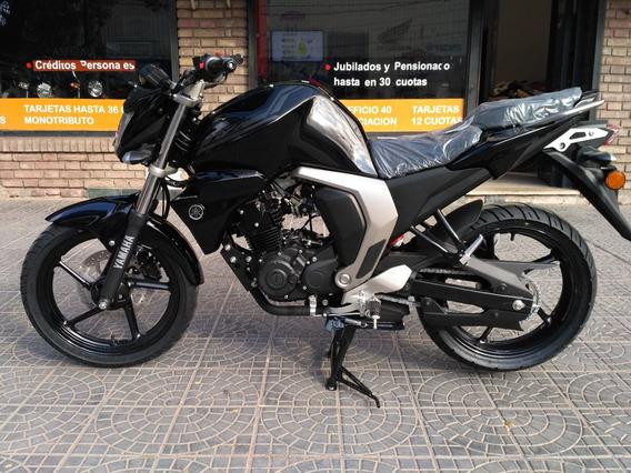 Yamaha Fz Fi Okm Ahora 12 Y 18