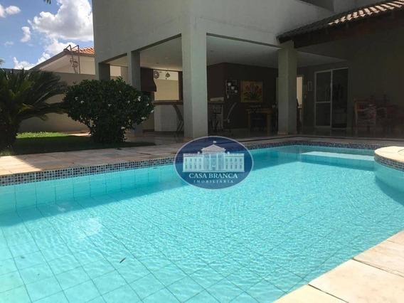 Casa Com 3 Dormitórios À Venda, 323 M² Por R$ 890.000 - Ca1060