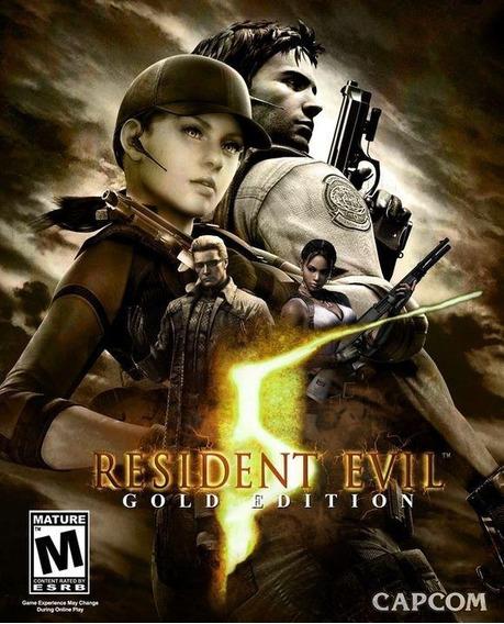 Resident Evil 5 Gold Edition Para Pc - Mídia Digital
