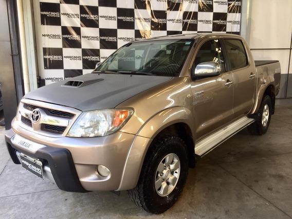 Toyota Hilux Cd Srv 3.0 4x4diesel Automática **lindo Carro**