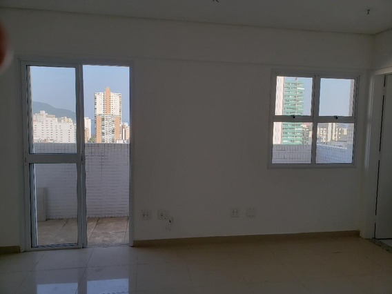 Sala Em Boqueirão, Santos/sp De 40m² Para Locação R$ 2.100,00/mes - Sa313617