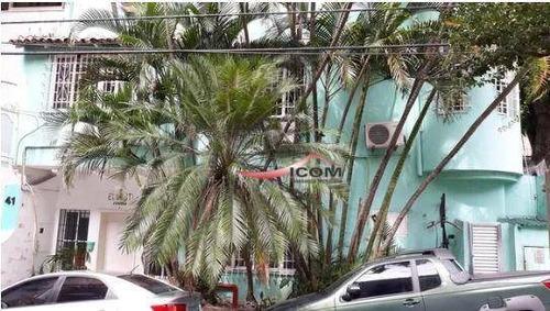 Casa Com 9 Dormitórios Para Alugar, 200 M² Por R$ 11.000,00/mês - Copacabana - Rio De Janeiro/rj - Ca0257