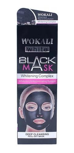 Mascara Limpieza Facial Puntos Negros Limpieza Profunda