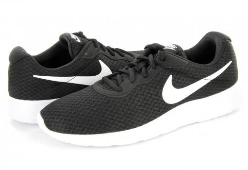 Tenis Nike 812654 011 Black/white Nike Tanjun 25-31 Caballe