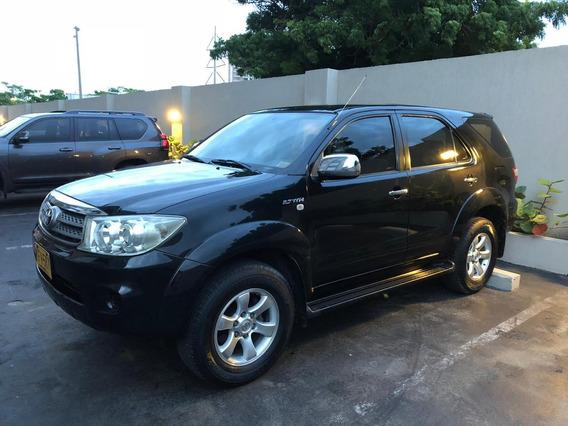 Toyota Fortuner Urbana 2010 2.7