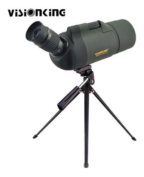Luneta Telescopio Visionking 25-75x70 Bak-4 + Tripe