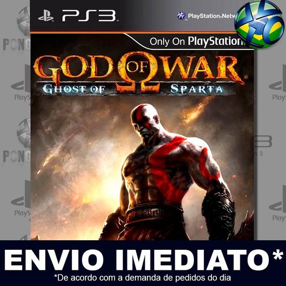 God Of War Ghost Of Sparta Ps3 Psn Jogo Em Promoção Envio Já