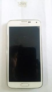 Samsung S5 Blanco, 16gb, Liberado, En80d