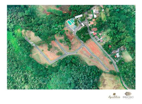 Terreno Padrão Em Curitiba - Pr - Te0001_v6