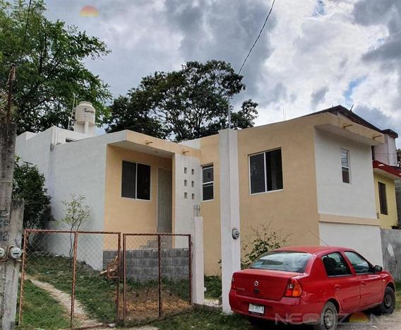 Casa Nueva De Una Planta En Venta Colonia El Gavilán, Ciudad Valles, Slp