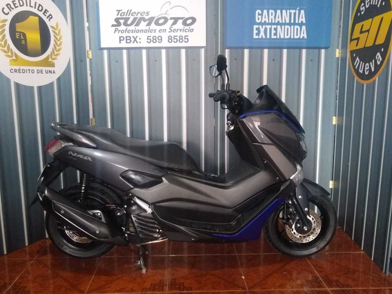 Yamaha N-max 150 Modelo 2018