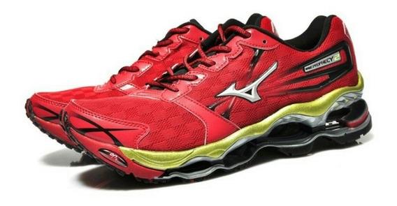 Tênis Mizuno Wave Prophecy 2 Homens Designer Sports Running