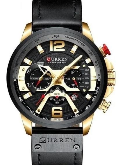 Relógio Curren Original Prova D