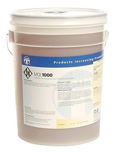 Imagen 1 de 1 de Trim Cutting & Grinding Fluids Mql1000/5 Minimum Quantity Lu