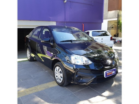 Etios 1.5 X Sedan 16v Flex 4p Automático 37655km