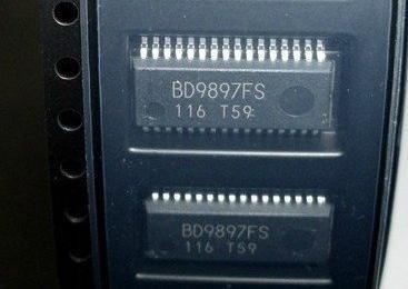 Bd9897 Smd - Bd9897fs - Novo E Original Cr R$: 12,00