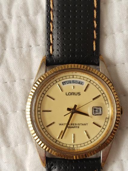 Relógio Lorus(seiko) - Original Oferta