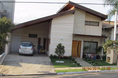 Casa Residencial À Venda, Condomínio Granja Deolinda, Sorocaba. - Ca4579