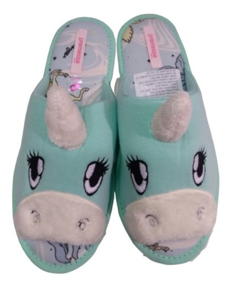 Promesse Pantufla Unicornio Magic Universe