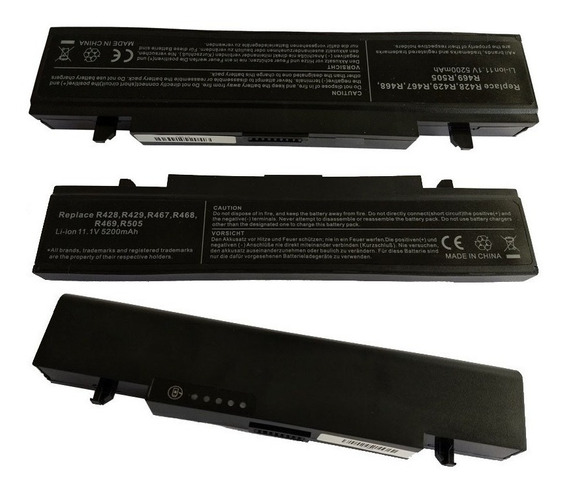 Bateria Samsung Rv410 Rv411 Aa-pb9nc6b Aa-pb9ns6b Rv440 Nova