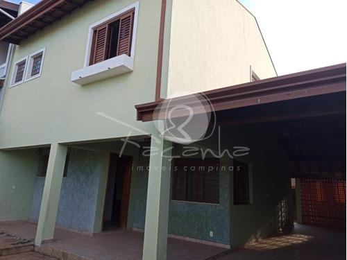 Imagem 1 de 22 de Casa Sobrado Para Venda No Alto Taquaral Em Campinas - Imobiliária Em Campinas. - Ca01035 - 69520159