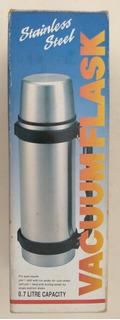 Termo Vacuum Flask De Acero Inoxidable
