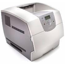 Impressora Laser Mono Lexmark T644 Com Usb Rede E (peças