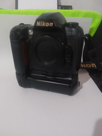 Câmera Nikon D100 + Lente Sigma 28-300mm
