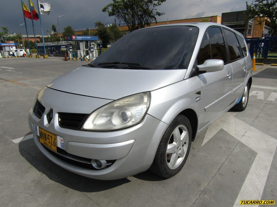 Renault Grand Scénic Full Equipo Tc