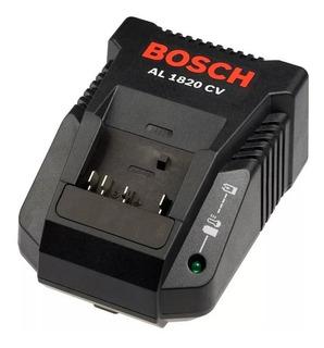 Cargador De Bateria Bosch 14,4v - 18v Li-ion Al 1820 Cv