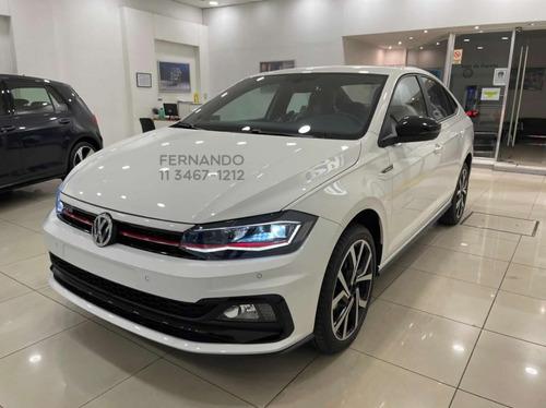 Volkswagen Virtus Gts 0km Automático Nuevo Vw 2021 Precio