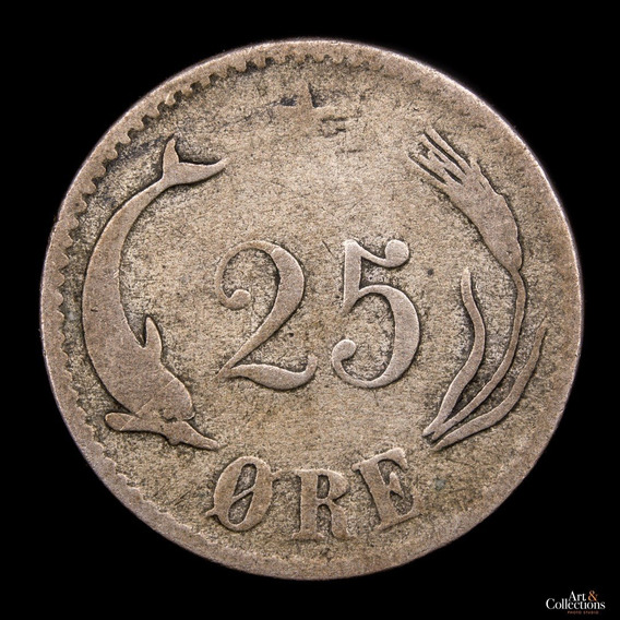 Ch C / Dinamarca - 25 Ore 1874 Km#796.1 Plata