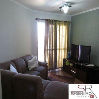 Ap080 - Apartamento 2 Dorms, Parque São Lucas - São Paulo/sp - Ap080