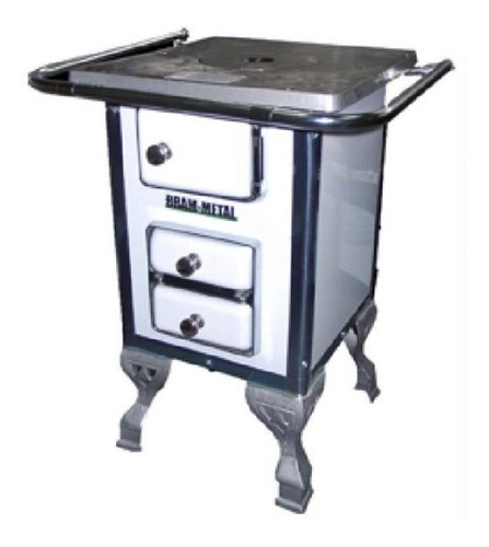 Cocina A Leña Bram-metal