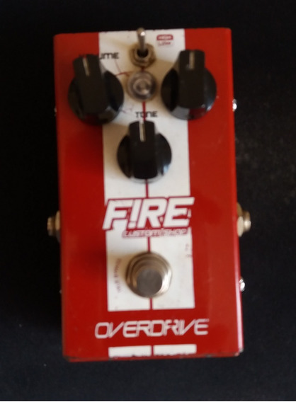 Fire Overdrive / Boost / Drive