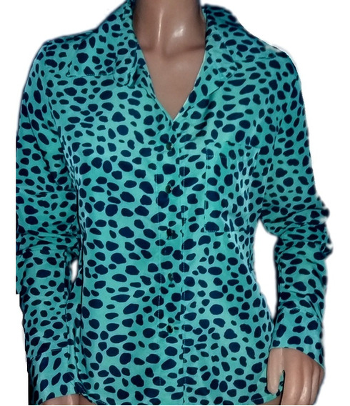 Camisa Polyester Diseño .......talle S