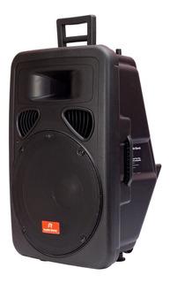 Bafle 15 Pulgadas Inyectado Audiosonic 800w 8 Ohm As15400