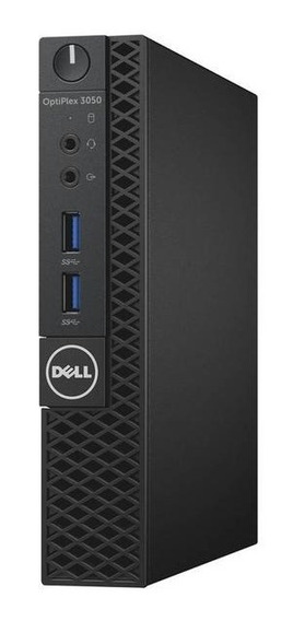Mini Dell Optiplex Core I3 7th 4gb Ddr4 Hd 500gb 3050m Cpu