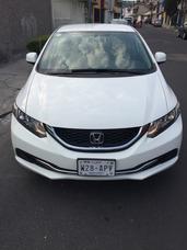Honda Civic 1.8 Lx Sedan . At