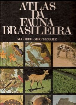 Atlas Da Fauna Brasileira (mec) Nt