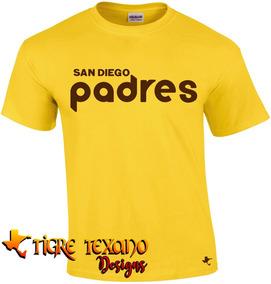 Playera Beisbol Mlb Padres S D Mod I By Tigre Texano Designs